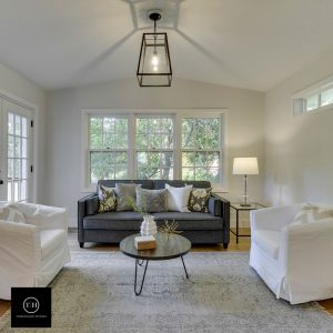 Budget-Friendly Home Upgrades-living room-Threshold Homes