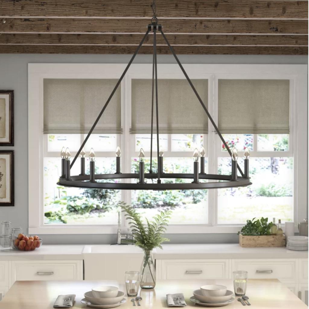 Kitchen Lighting Ideas AMber Miller ThresholdHomesMN