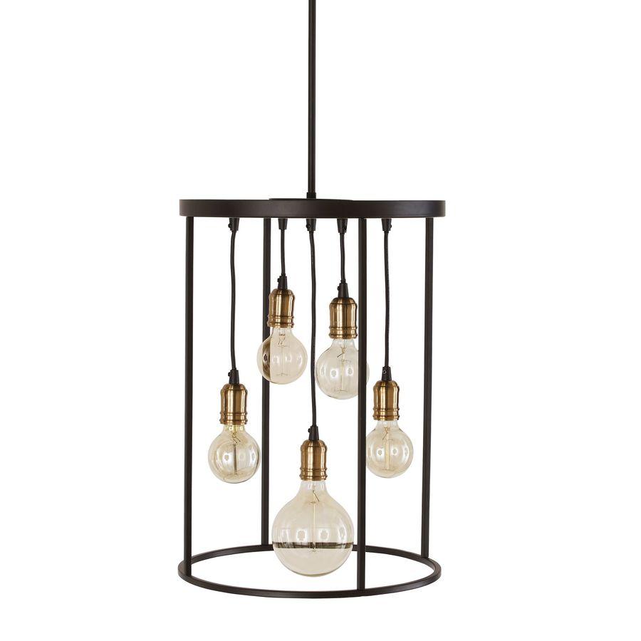 Foyer Lighting | Amber Miller & ThresholdHomesmn.com