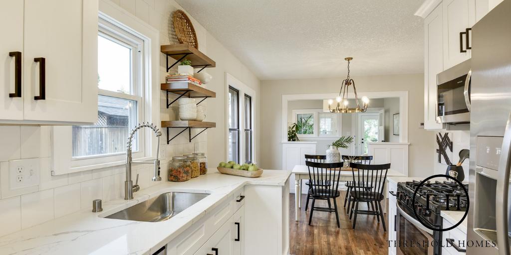 kitchen faucet trends  threshold homes  minnesota