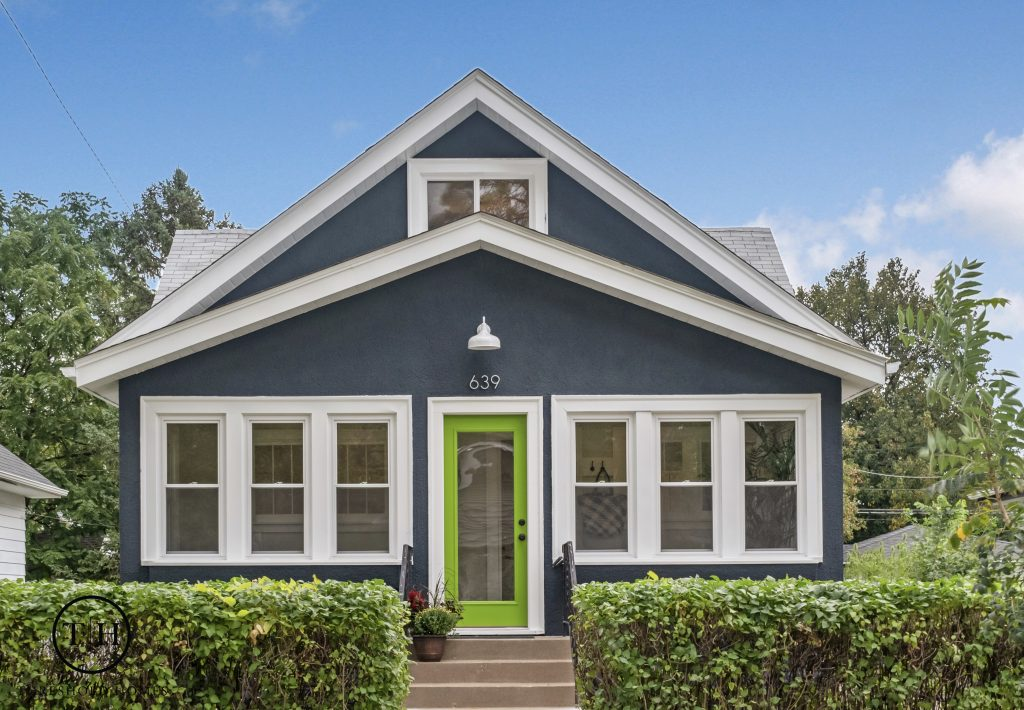 Tried And True Exterior Paint Colors Threshold Homes Minnesota