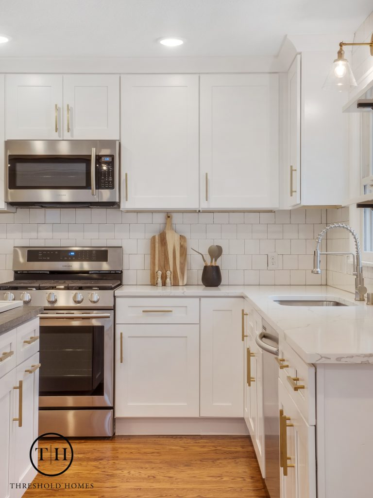 new kitchens to appeal to buyers