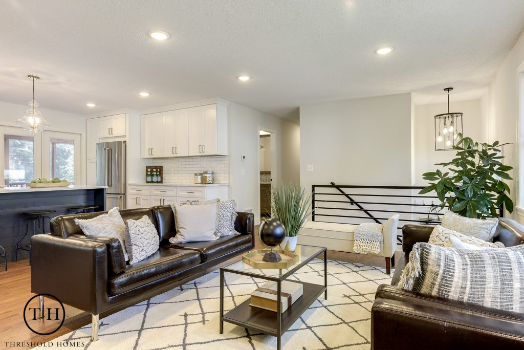 open space to appeal to buyers