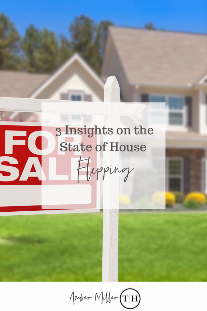 House Flipping, home renovation, selling a house for profit, real estate