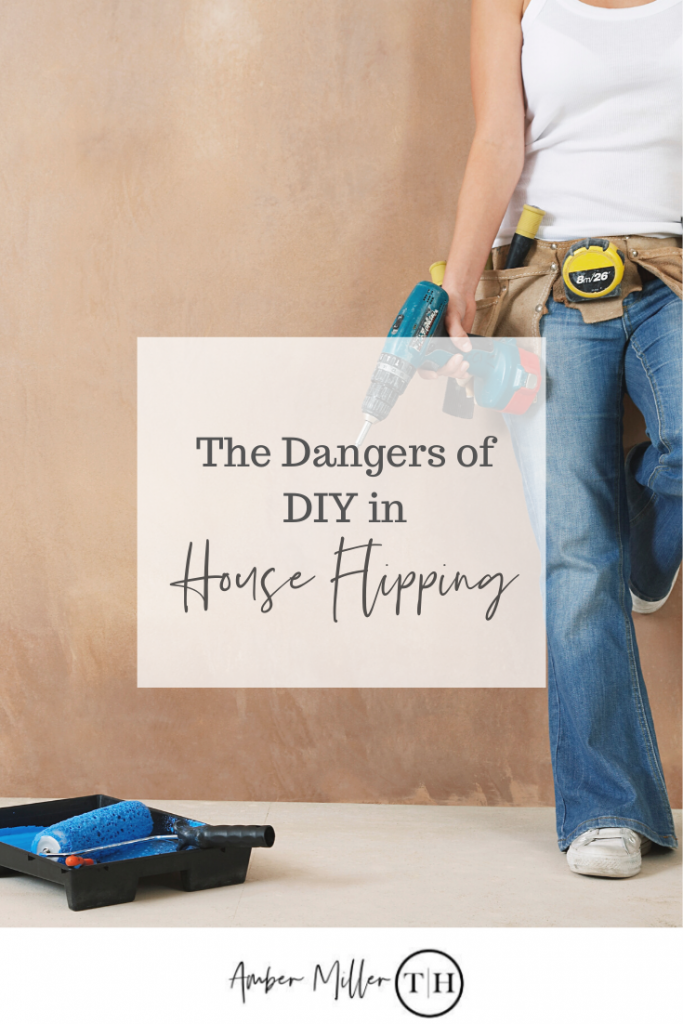 DIY in House Flipping, House flipping, home renovation, selling a house for profit, real estate