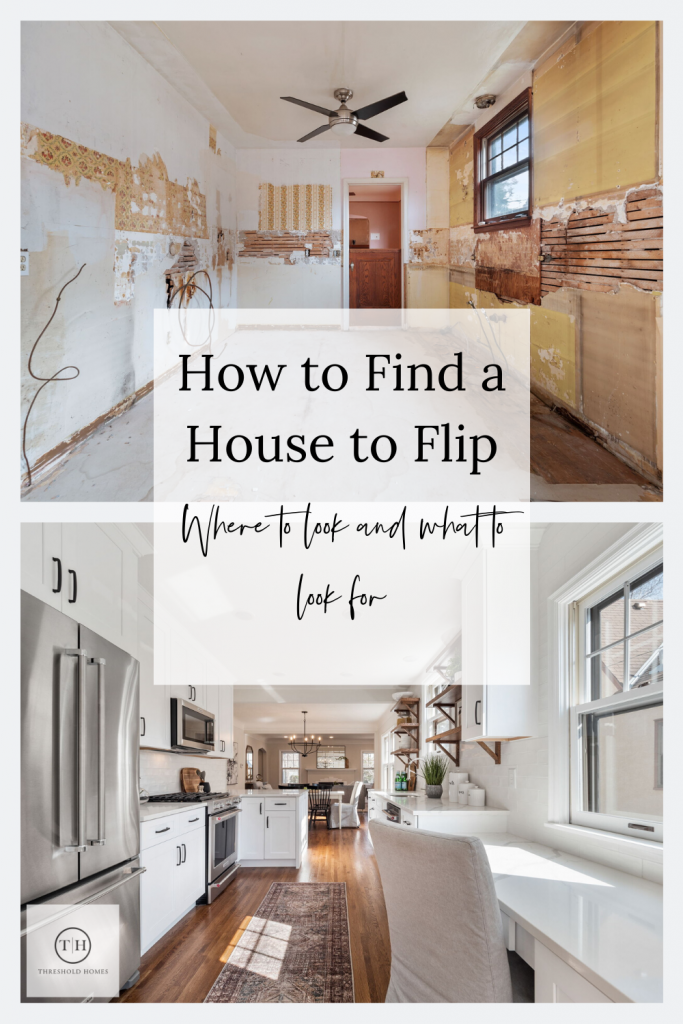 House Flip, Renovation, House Flipping, Selling A House For Profit, Real. Estate